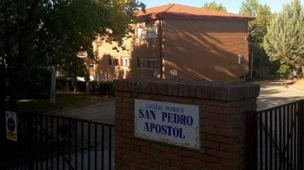 """Una """"toxina"""" ocasionó gastroenteritis y diarreas a 87 niños del comedor escolar del Colegio San Pedro Apóstol de Guadalajara"""