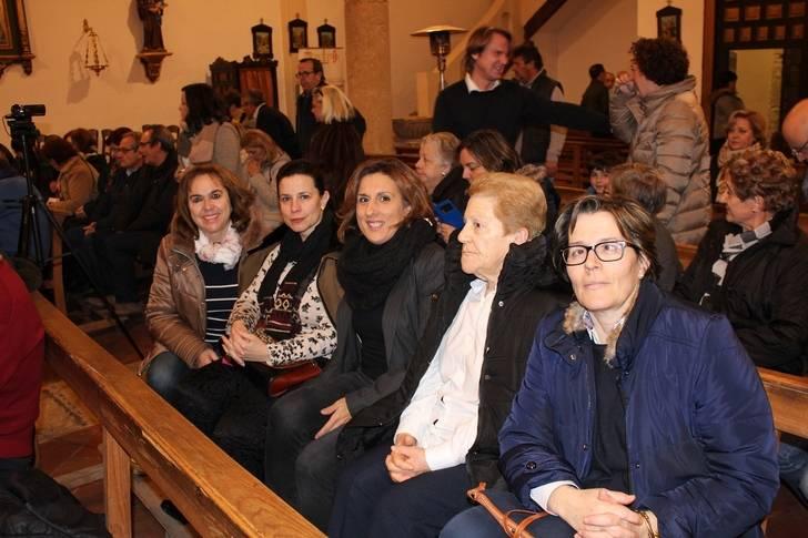 """Yolanda Ramírez: """"El concierto de `Navidad entre amigos´ es un referente de solidaridad en nuestra provincia"""""""