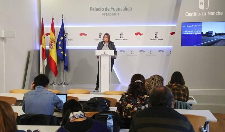 La Junta autoriza el gasto correspondiente a la contratación del refuerzo de 12,4 kilómetros de la carretera CM-200