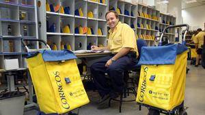 CORREOS rinde homenaje a sus trabajadores jubilados de Guadalajara