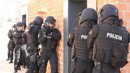 Finalizado en el cuartel del GEO un curso de especialización para policías nacionales