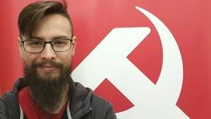 Daniel Mayoral, elegido nuevo secretario provincial del Partido Comunista de Toledo