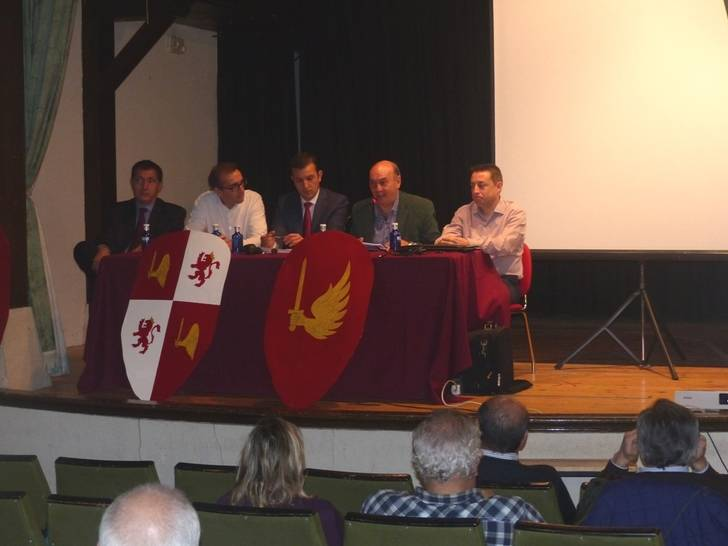 El presidente de la Diputación inaugura el Curso de Otoño Villa de Cifuentes 'Don Juan Manuel y los judíos'