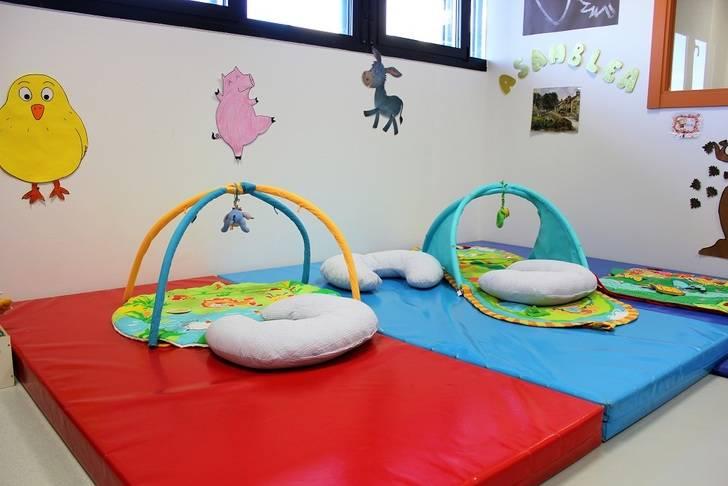 La Escuela Infantil Municipal de Yebes se estrena con medio centenar de alumnos, el 61% de su capacidad