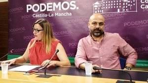 El podemita García Molina dimite como diputado regional para entrar en el gobierno de Page