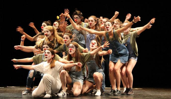 El grupo 'Giraldo Teatro' del IES Molina de Aragón gana el el Premio Buero de Teatro Joven a nivel nacional
