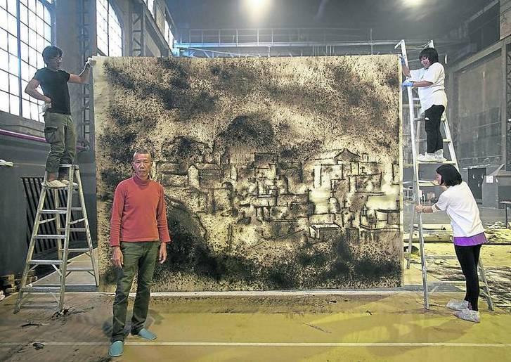 El Greco y Toledo, inspiración del artista chino Cai Guo-Qiang