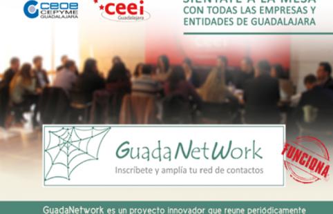 Guadanetwork celebra su último encuentro del año con 8 emprendedores