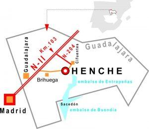 El municipio de Henche se ofrece para acoger empresas catalanas