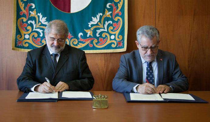 La Junta y Nestlé desarrollan el ciclo formativo de FP de Transporte y Logística en el IES Brianda de Mendoza de Guadalajara