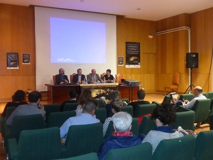Latre inaugura el III Ciclo de Conferencias sobre la gestión del patrimonio cultural