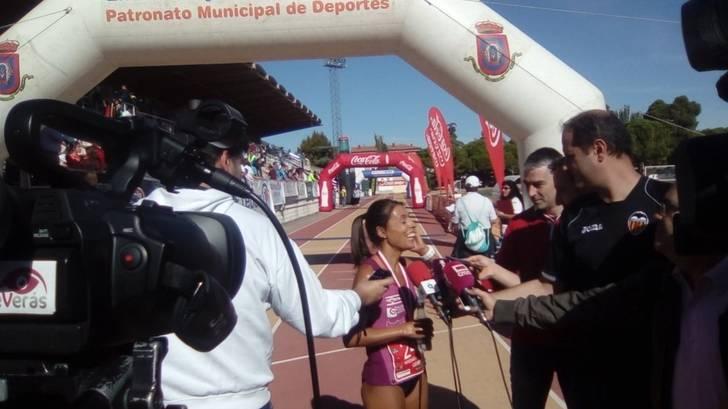 Gemma Arenas y Abdelkader El Handi, ganan la XXII Quixote Maratón de Castilla La Mancha
