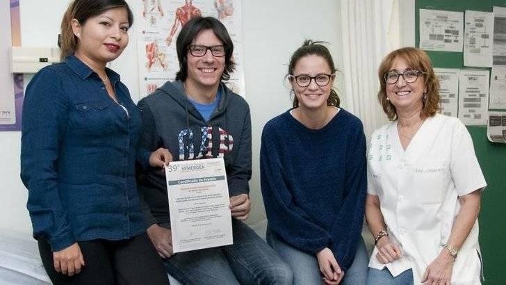 Médicos de Guadalajara, premiados por un trabajo sobre psicofármacos en nonagenarios