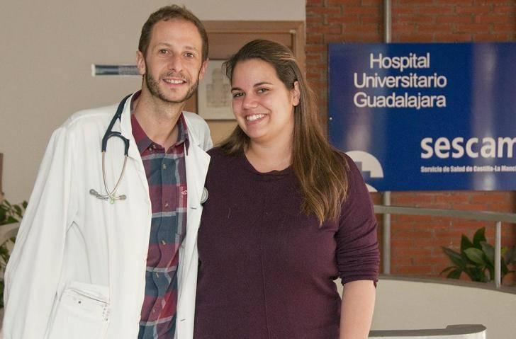Profesionales del Hospital de Guadalajara consiguen los primeros premios de las Jornadas de Casos Clínicos de Medicina de Urgencias
