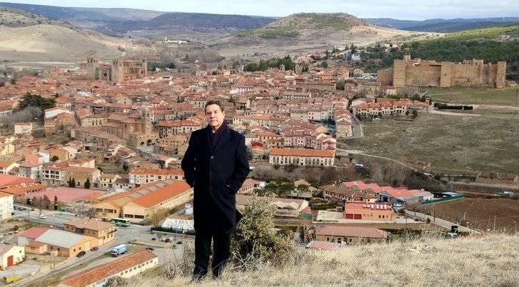 García Page elige Sigüenza para el tradicional Mensaje de Año Nuevo