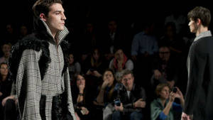 La pasarela de la Madrid Fashion Week apuesta por la moda masculina