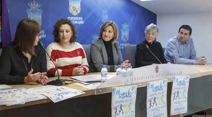 Guadalajara celebrará el día 25 la actividad lúdica 'Muévete en Familia'