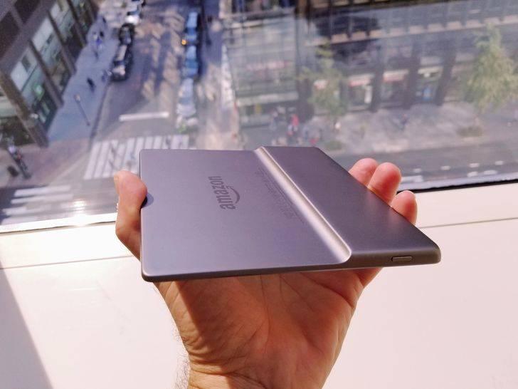 El nuevo Kindle Oasis tiene una pantalla más grande y resistencia al agua