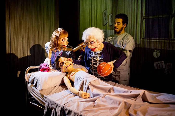 Una semana repleta de actuaciones en el Teatro Buero Vallejo