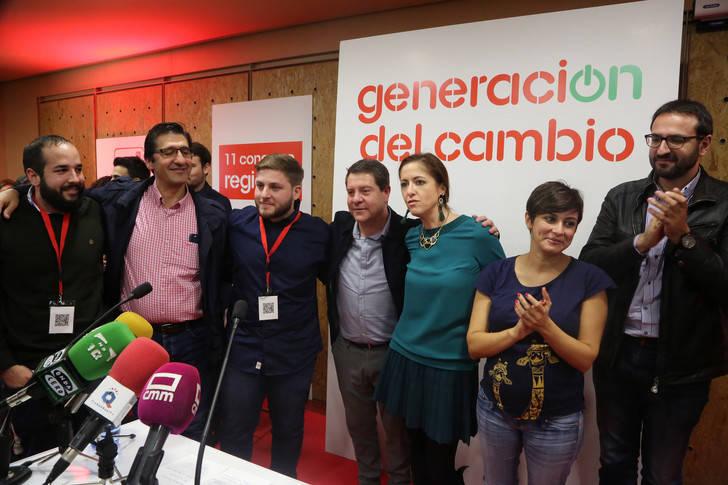 Page clausura el Congreso Regional de Juventudes Socialistas