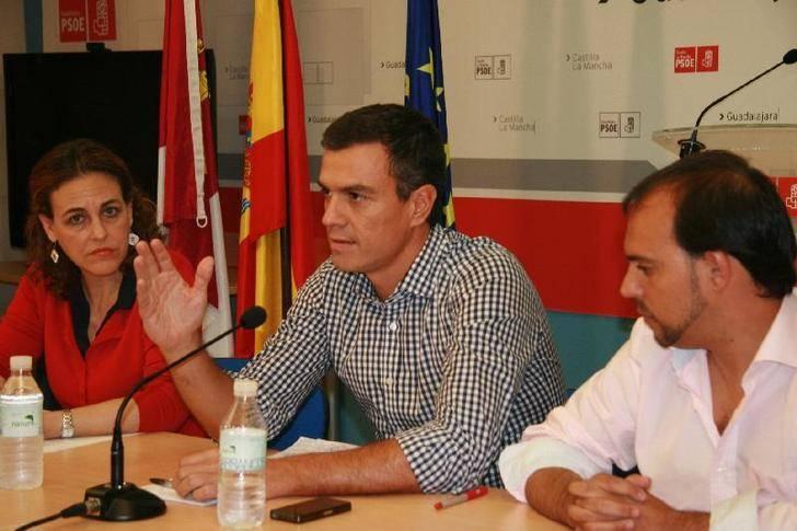 Varios alcaldes piden a Pablo Bellido que presente su candidatura a la Secretaría provincial del PSOE