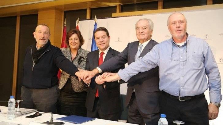 Firmado el Plan de Impulso Económico del Corredor del Henares
