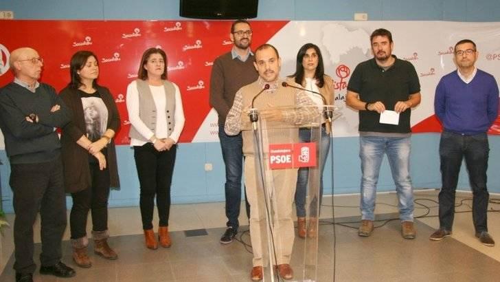 Bellido, reelegido secretario general PSOE de Guadalajara con 562 votos frente a los 263 de Ana Fabián