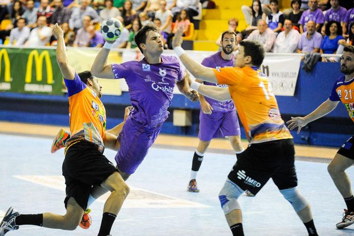 El Quabit resuelve el encuentro ante el Huesca en un minuto apasionante
