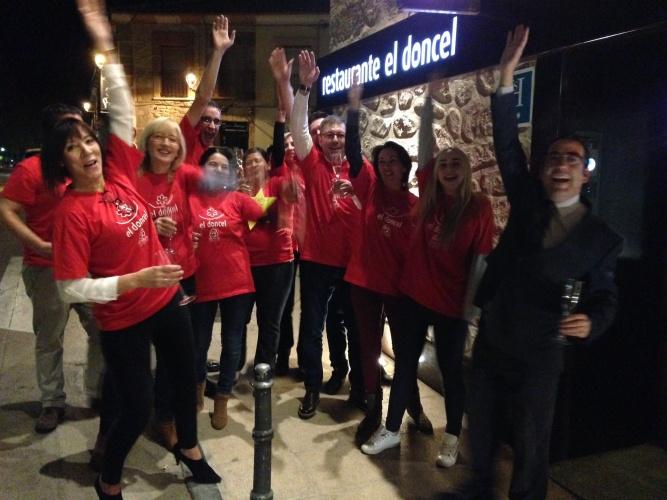 El Restaurante El Doncel de Sigüenza logra la primera Estrella Michelín para la provincia de Guadalajara
