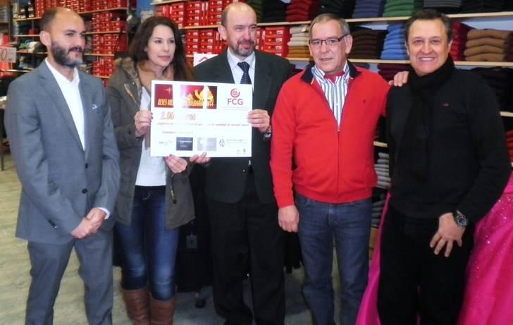 Vuelven los 'Reyes Millonarios' de la mano de la Federación Provincial de Asociaciones de Comercio y Servicios de Guadalajara (FCG)