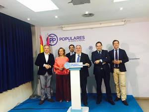 """El PP presenta """"50 propuestas y soluciones"""" para crear más empleo y bienestar social en Castilla-La Mancha"""
