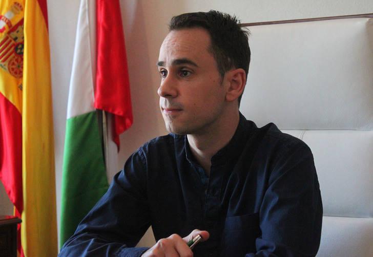 José García Salinas se reincorpora a sus funciones en la Alcaldía de Cabanillas del Campo