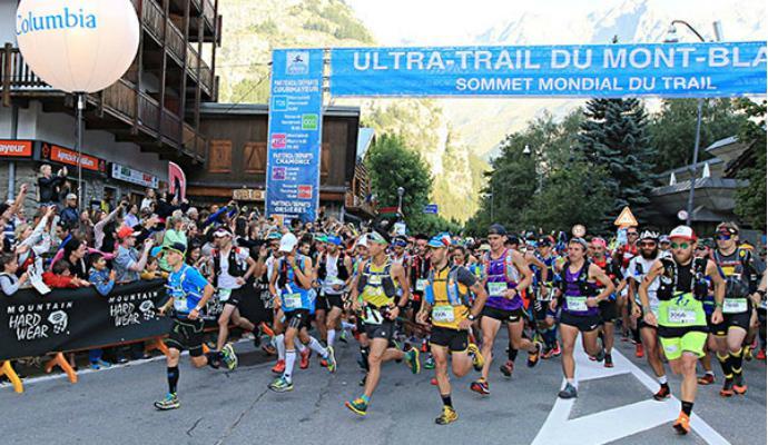 El alcarreño Sergio Tejero termina en el puesto 39 en la Ultra Trail de Mont-Blanc