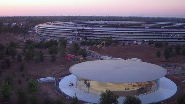 Apple presenta sus nuevos iPhone el 12 de septiembre en el nuevo auditorio Steve Jobs