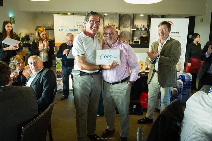 El II Torneo Benéfico de Golf Fundación Pulsar en Valdeluz deja 10.000 euros