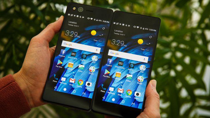 Vuelven los móviles con pantallas plegables