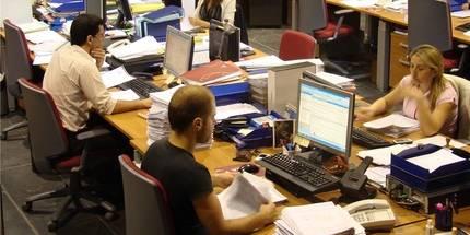 Las cifras de desempleo vuelven a subir en el mes de octubre