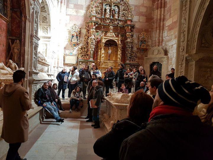 Un total del 70 gerentes de agencias de viaje visitan Sigüenza