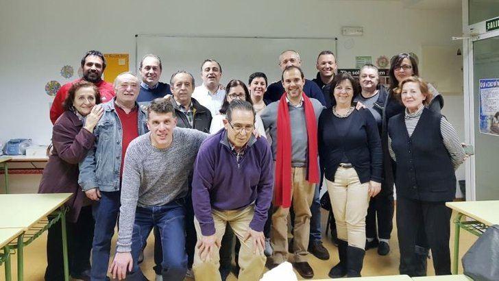 Respaldo unánime para la nueva Ejecutiva local del PSOE en Alovera