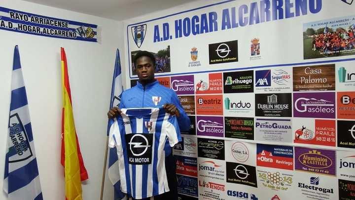 """""""Ambo"""", nuevo jugador del Hogar Alcarreño-ACAI Motor"""