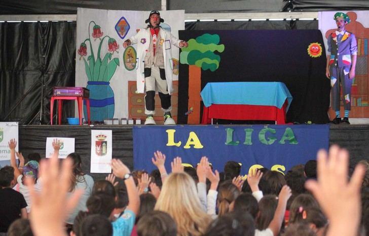 """Comienza en Cabanillas la """"Goleada de Preguntas"""", la fase local de la III Liga de los Libros"""