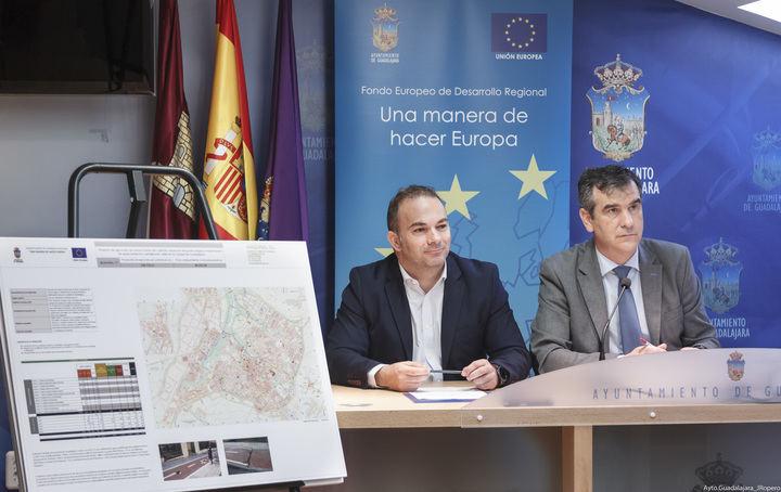 El ayuntamiento de Guadalajara ampliará el carril bici en 9.551 metros y mejorará otros 233 del actual