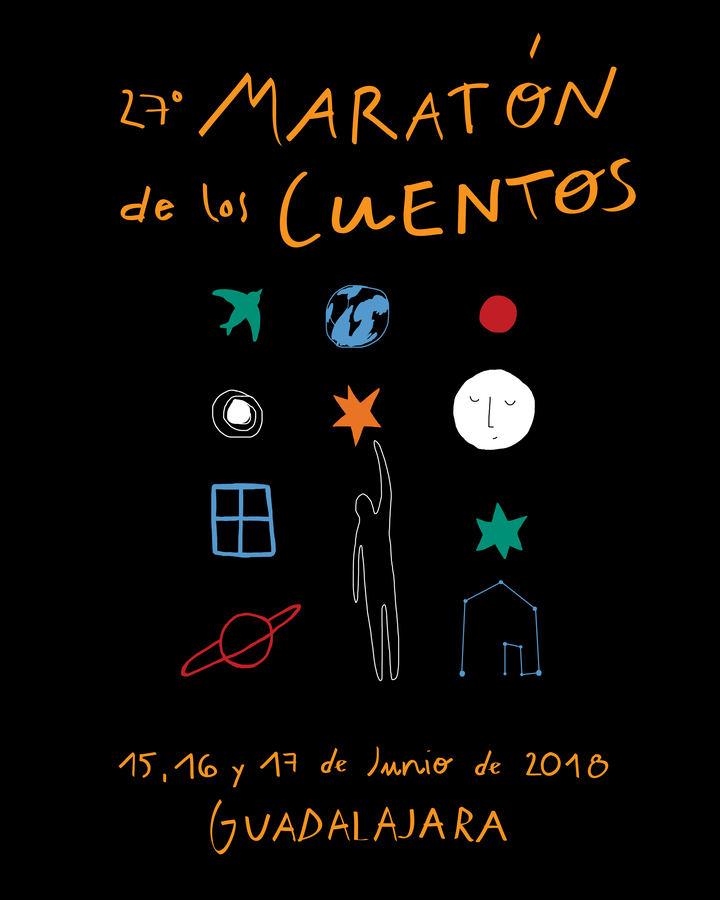 El 27 Maratón de los Cuentos de Guadalajara ya tiene cartel