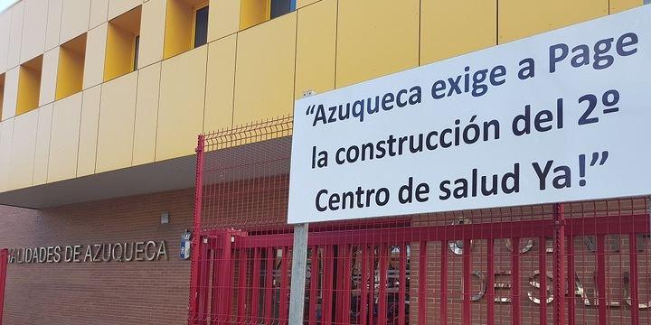 Malestar en el PSOE con Jose Luis Blanco por colgar este cartel
