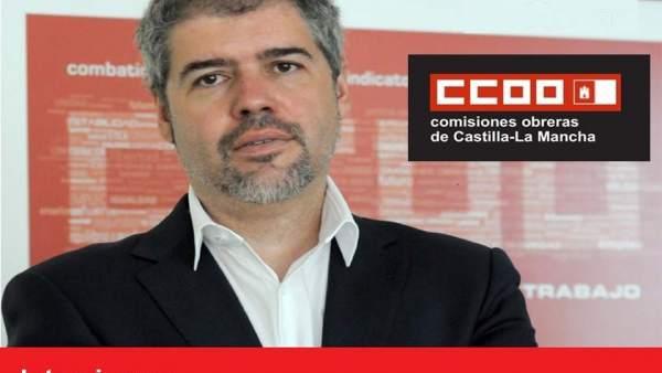 CCOO anuncia en Guadalajara movilizaciones para 'tensionar' la negociación colectiva
