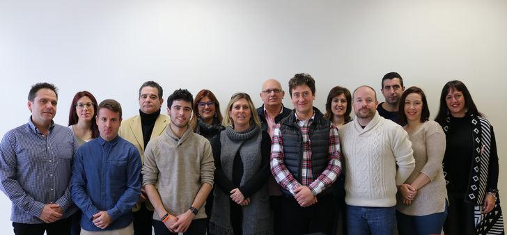 Cs Guadalajara formaliza su Comité Provincial con la elección de Ángel Ligero como coordinador provincial