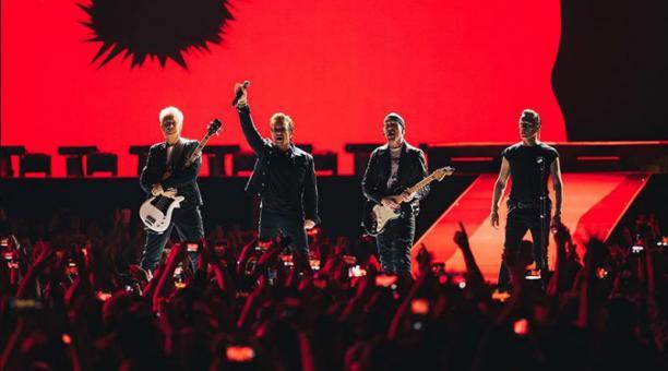 Agotadas las entradas para ver a U2 en Madrid