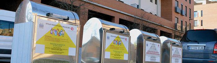 Azuqueca invertirá más de 150.000 euros en instalar nuevos contenedores soterrados