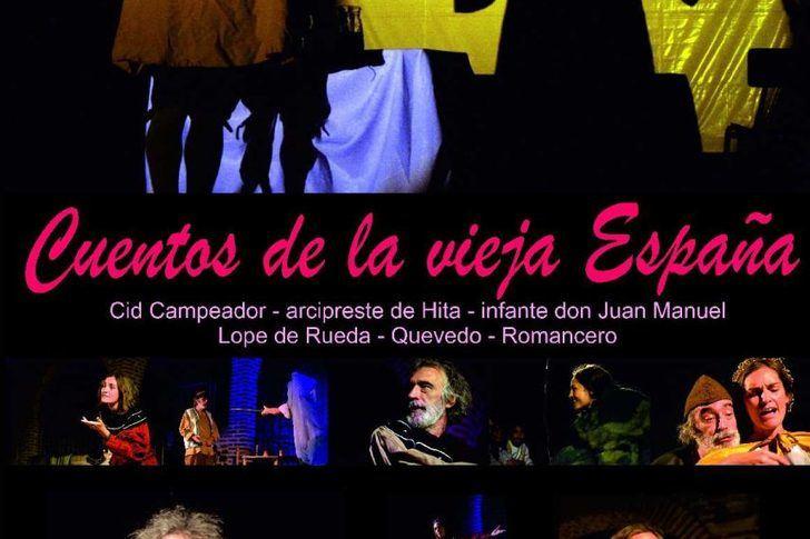 """""""Cuentos de la vieja España"""" en el Teatro Moderno en Guadalajara"""