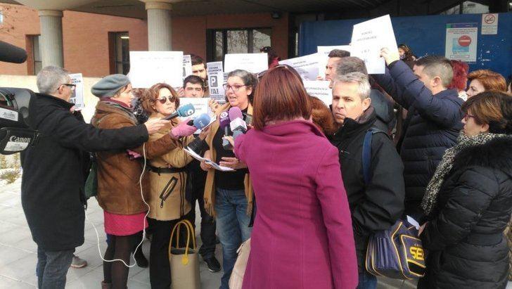 Llevan al Defensor del Pueblo el enfrentamiento sobre el aparcamiento del Hospital de Guadalajara